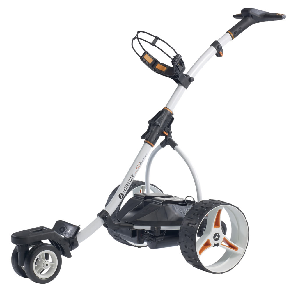 motocaddy s7 remote electric golf trolley lithium