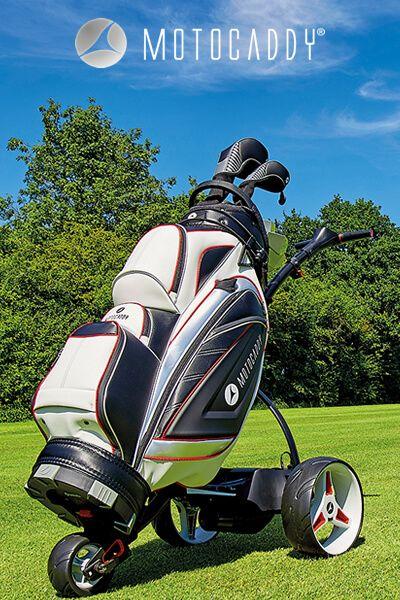 Motocaddy Golf Trolleys