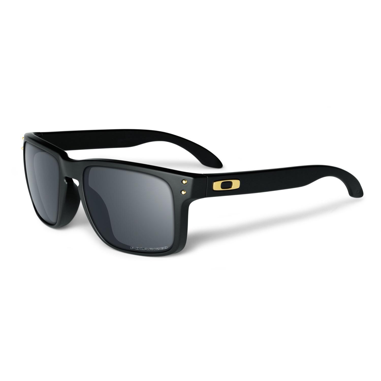 oakley holbrook black gold