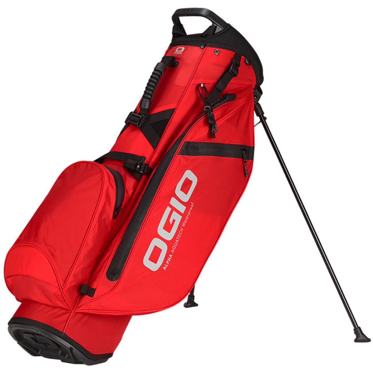 OGIO Alpha Aquatech 504 Lite Waterproof Golf Stand Bag