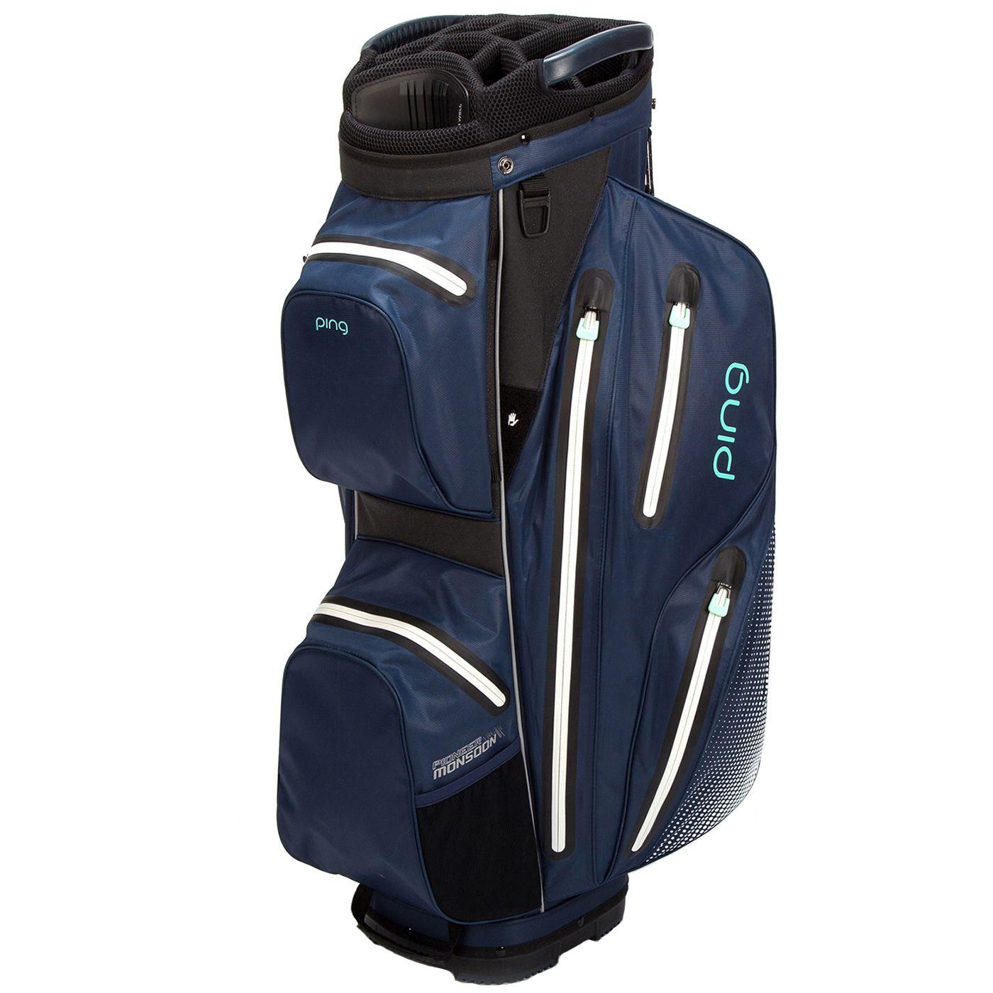 Ping 2020 Pioneer Monsoon Waterproof Ladies Golf Cart Bag