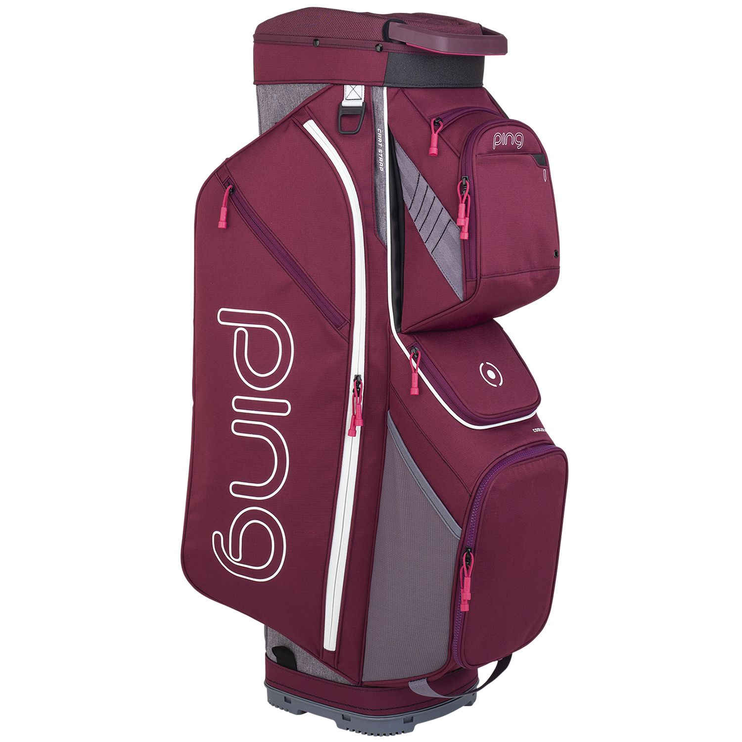 Ping 2020 Traverse Ladies Golf Cart Bag