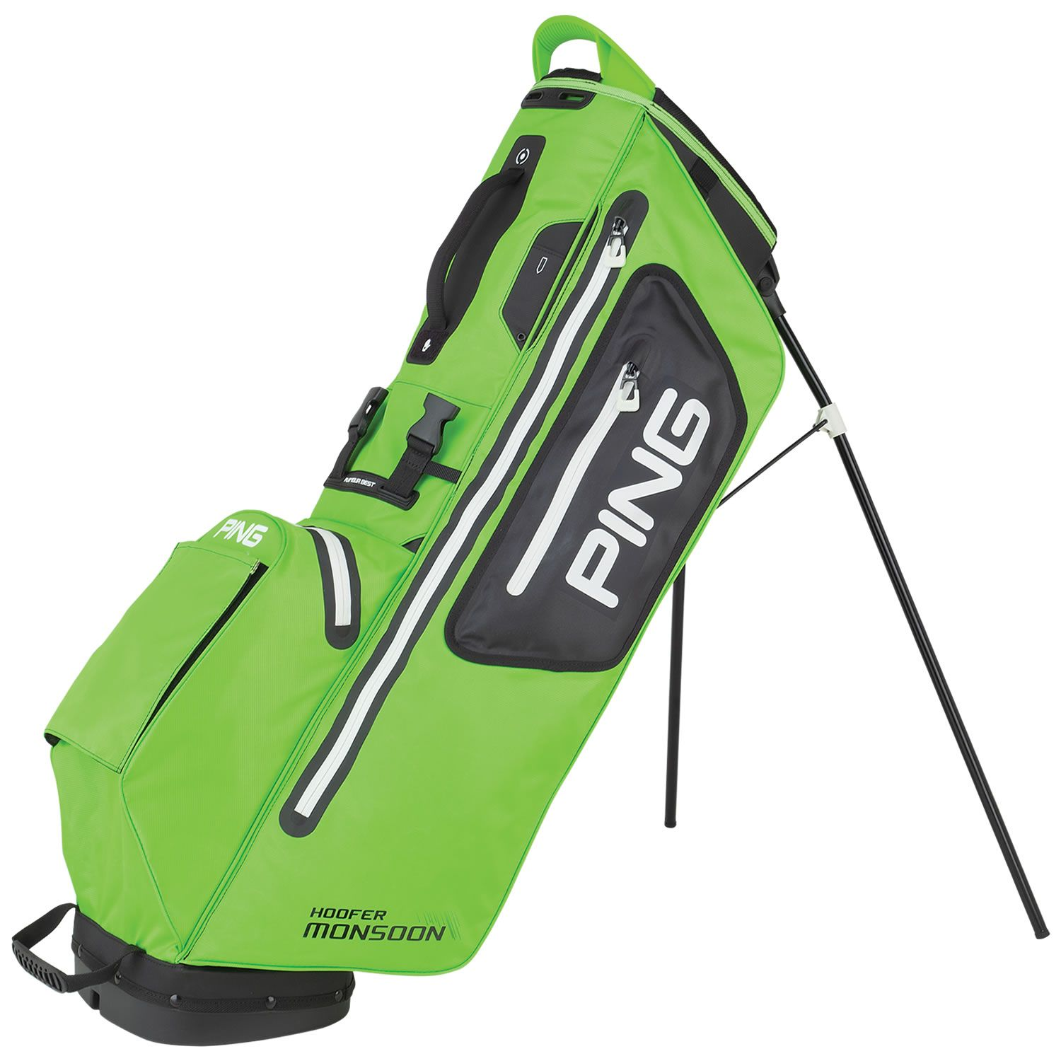 Ping 2020 Hoofer Monsoon Waterproof Golf Stand Bag
