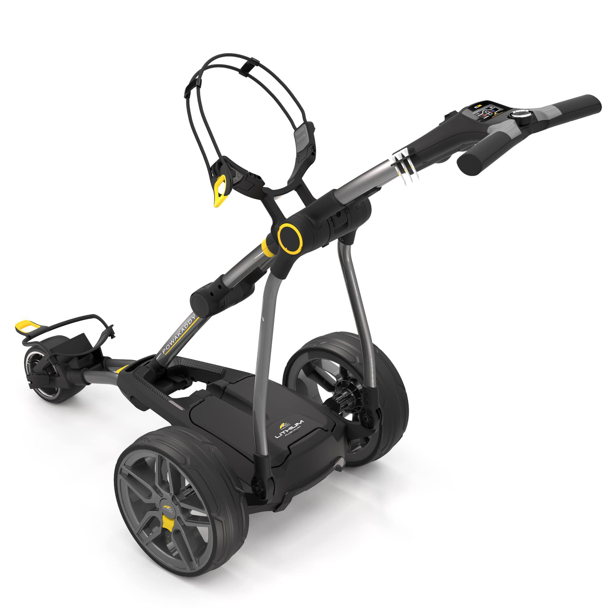 Powakaddy Electric Golf Trolley  Winner All The Way