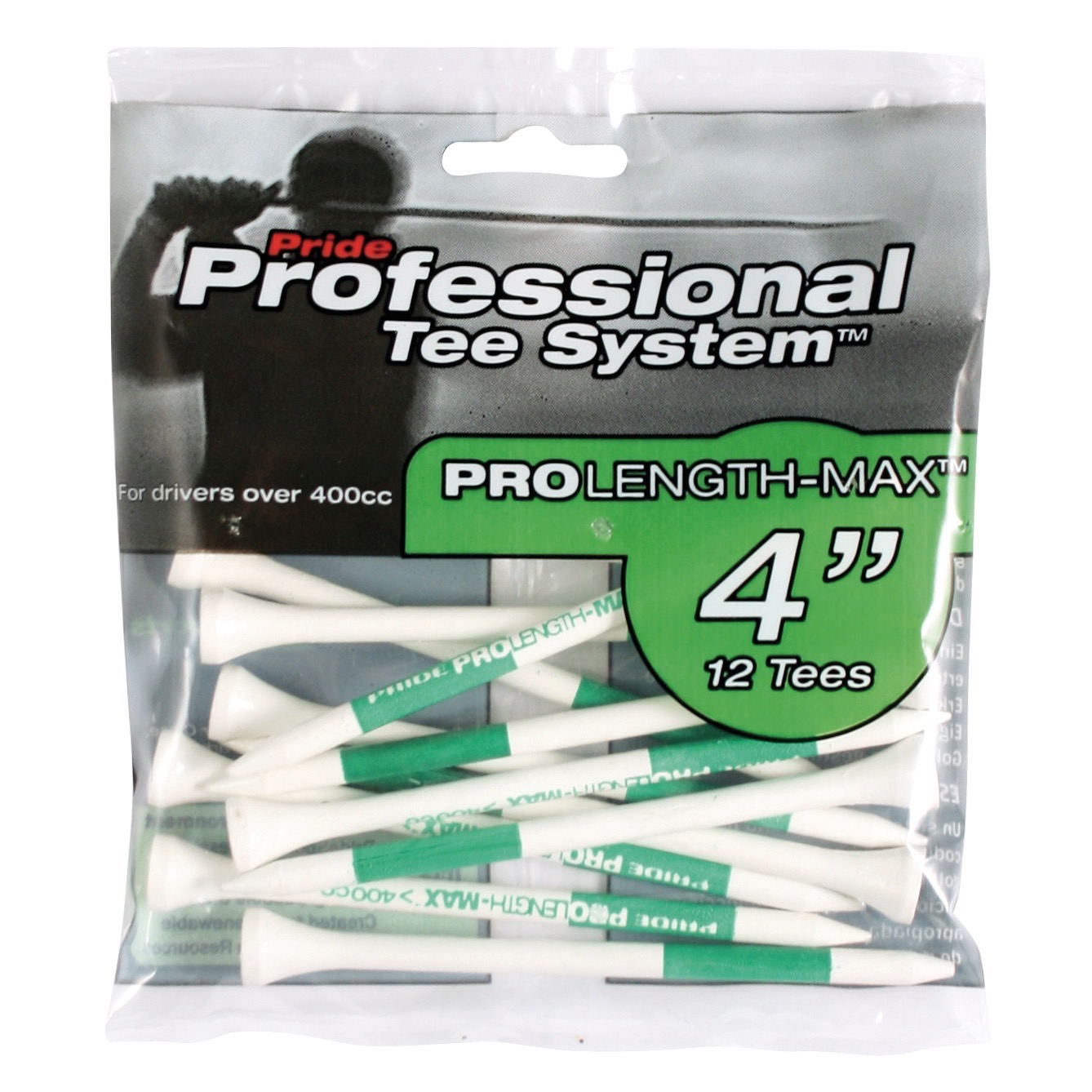 how to use pride professional tee system