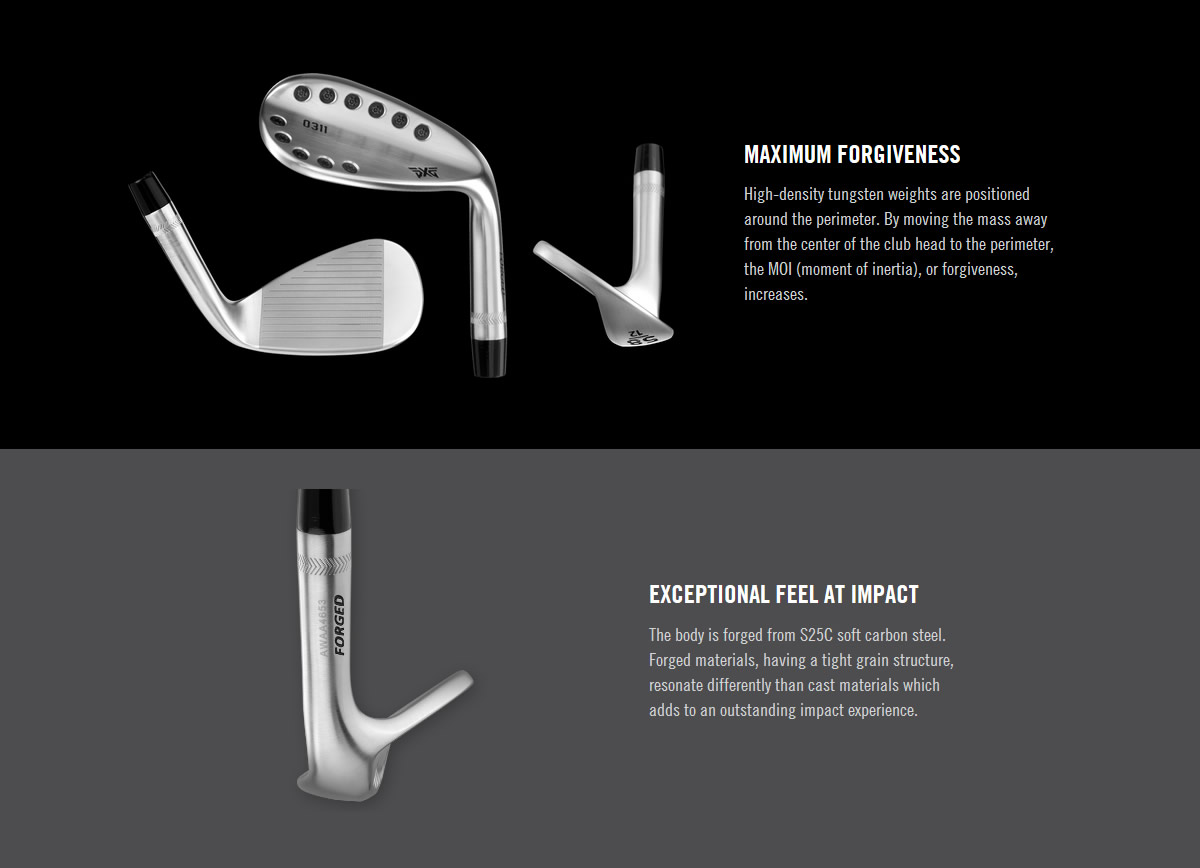 PXG Wedge