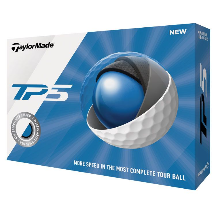 TaylorMade 2020 TP5 Golf Balls