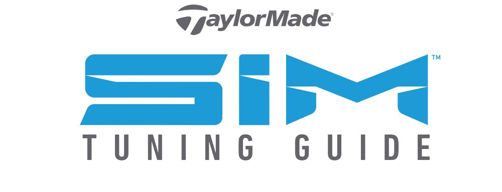 TaylorMade SIM Adjustment Guide