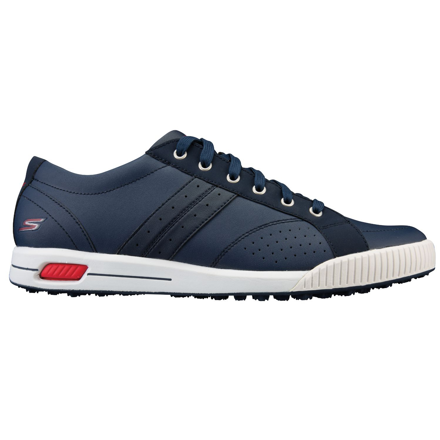 Skechers Go Golf Drive Golf Shoes Navy Red Scottsdale Golf