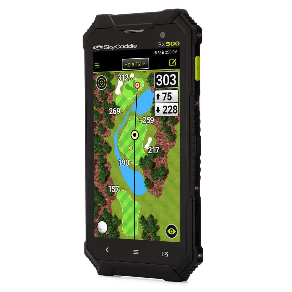 SkyCaddie SX500 GPS Rangefinder
