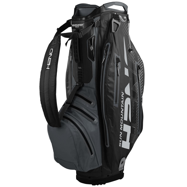 Sun Mountain 2020 H2NO Elite Waterproof Golf Cart Bag