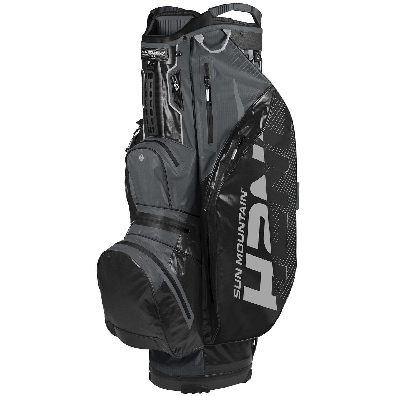 Sun Mountain 2020 H2NO Lite Waterproof Golf Cart Bag
