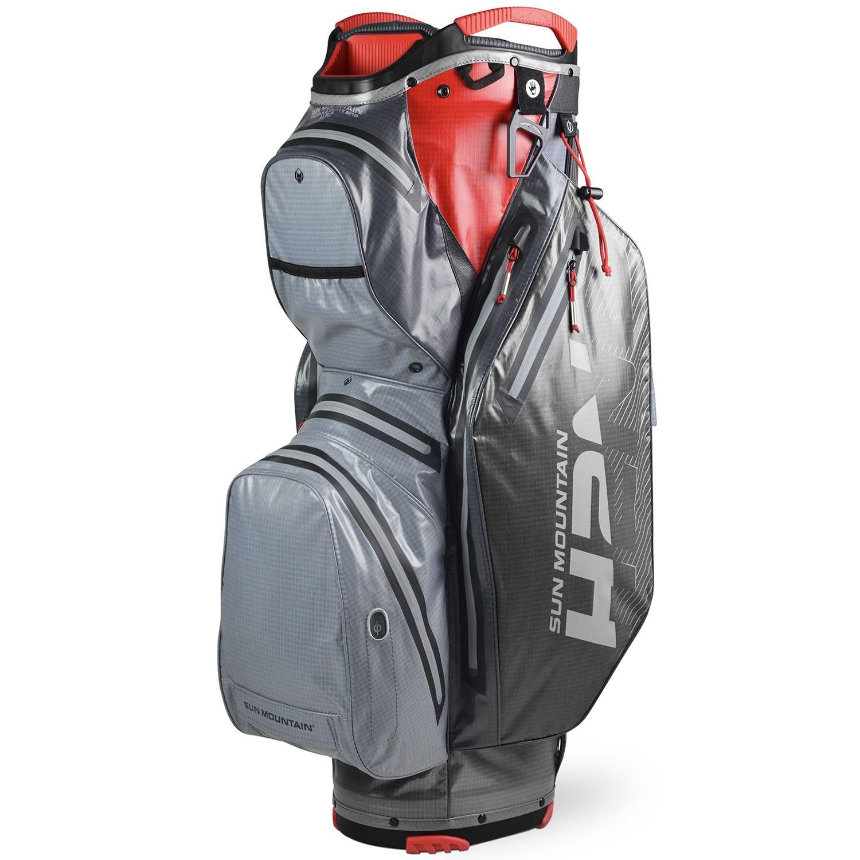 Sun Mountain 2020 H2NO Staff Cart Waterproof Golf Cart Bag