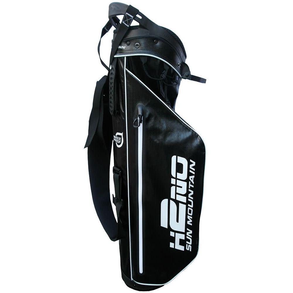 Sun Mountain 2020 H2NO Waterproof Sunday Golf Bag