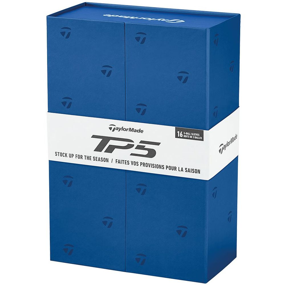 TaylorMade 2020 TP5 4 For 3 Promotion Golf Balls