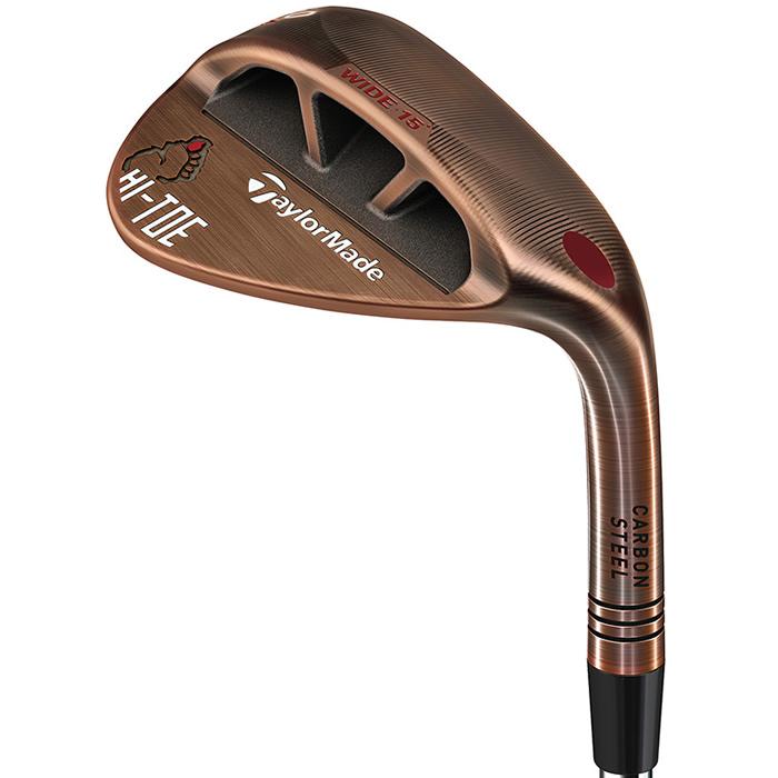TaylorMade Hi-Toe Big Foot Golf Wedge Steel