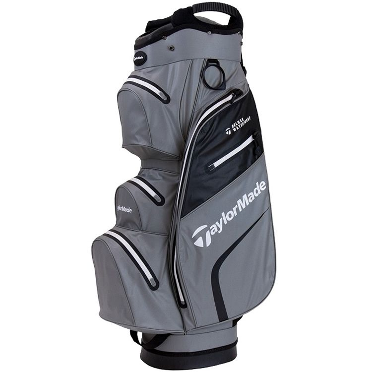 TaylorMade Deluxe Waterproof Golf Cart Bag
