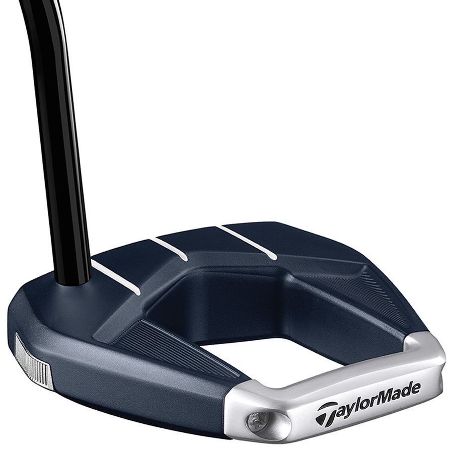 TaylorMade Spider S Golf Putter Navy Single Bend