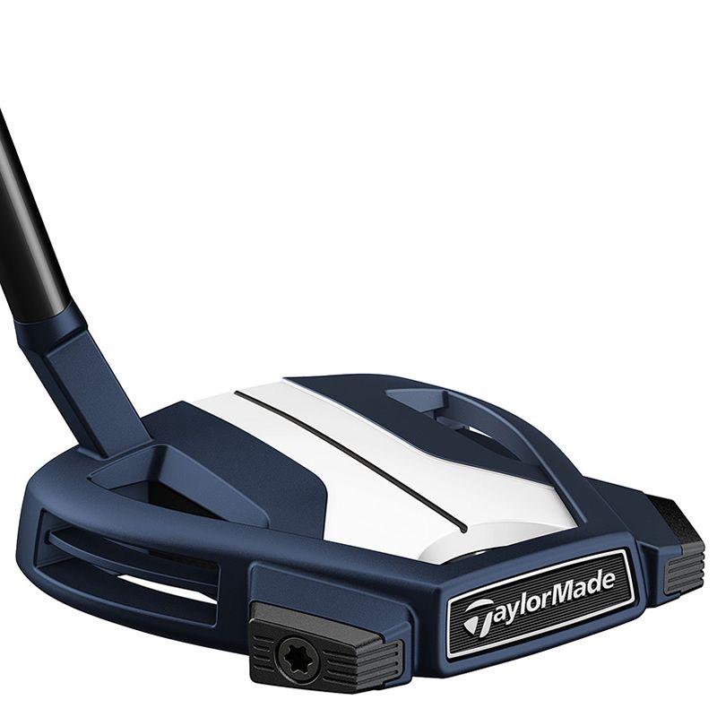 TaylorMade Spider X Golf Putter Midnight Blue/White