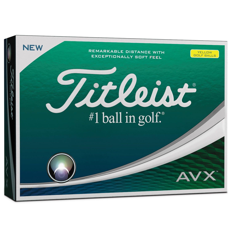 Titleist 2019 AVX Golf Balls