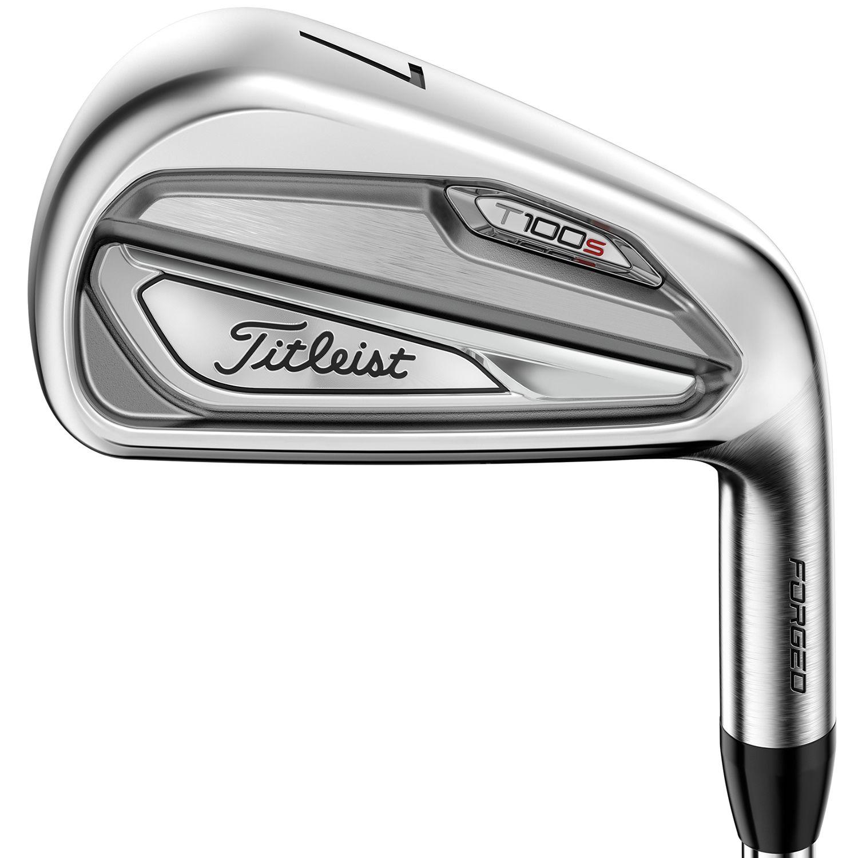 Titleist T100S Golf Irons Steel