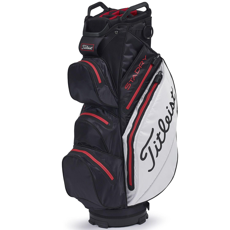 Titleist 2020 StaDry Waterproof Golf Cart Bag