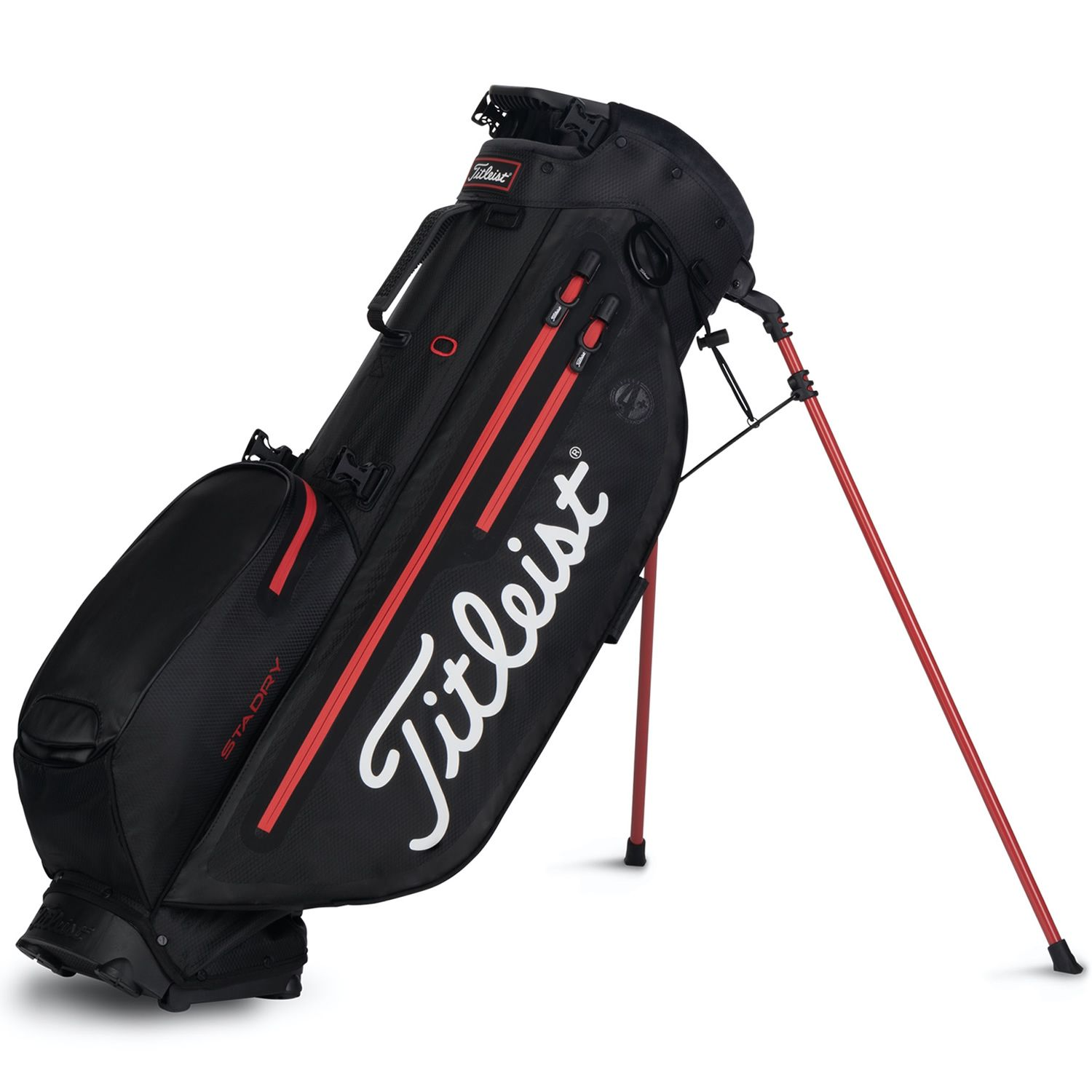Titleist 2020 Players 4 Plus StaDry Waterproof Golf Stand Bag