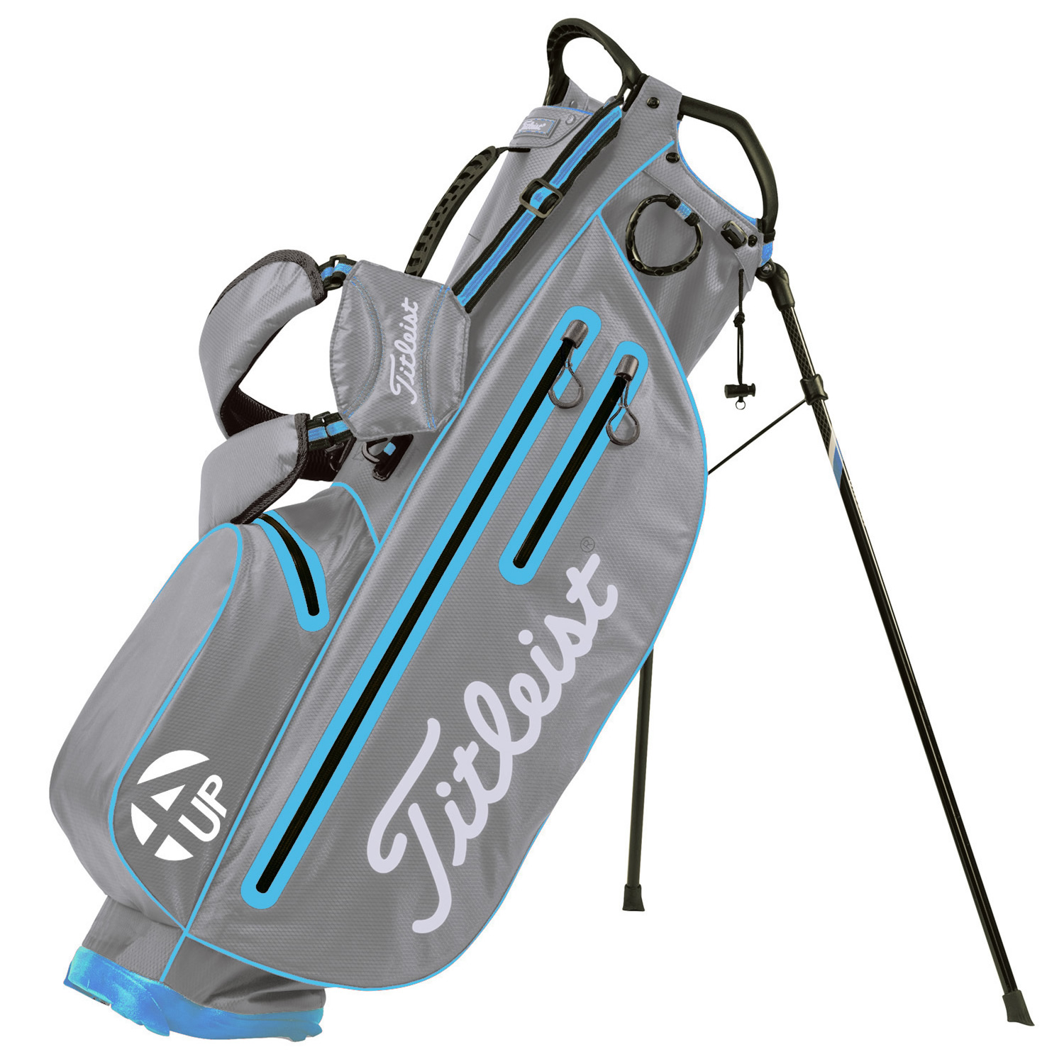 Taylormade Golf Bag >> Titleist StaDry Light 4UP Waterproof Golf Stand Bag Cool ...