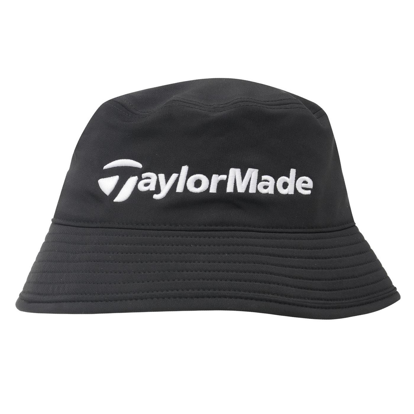 f93708ca TaylorMade Storm Waterproof Golf Bucket Hat Black | Scottsdale Golf