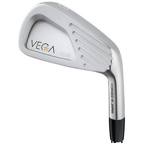 VEGA Mizar Golf Satin Irons Steel