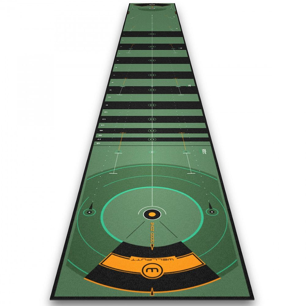 Wellputt 26 Foot High Speed Practice Putting Mat