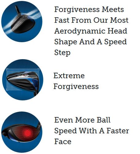 Callaway XR 16 Driver Technology