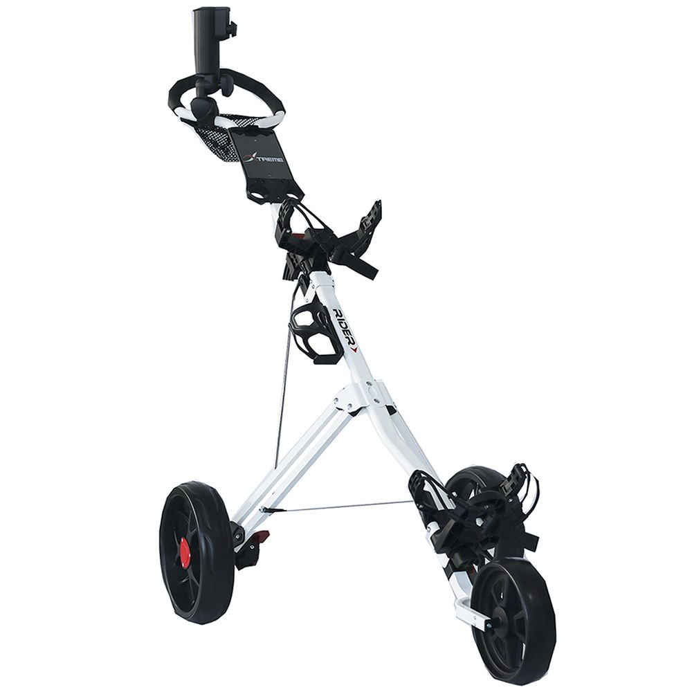 Xtreme Rider 3-Wheel Push Golf Trolley